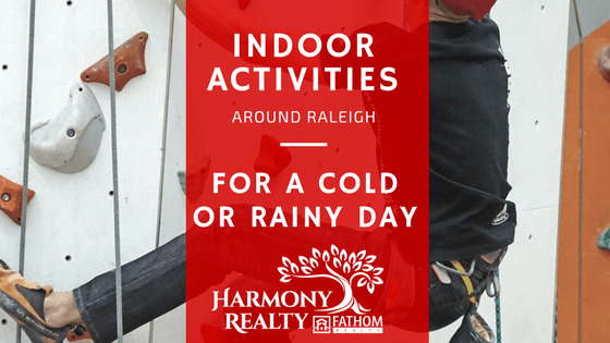 raleigh indoor activities
