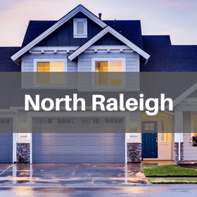 North Raleigh Homes for Sale
