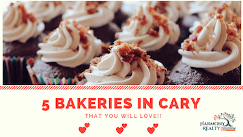 bakeries in cary nc